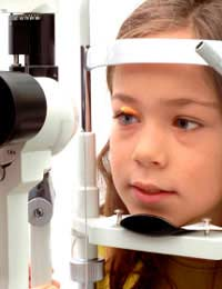 Squint lazy Eye amblyopia cataract
